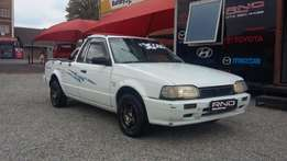 1998 mazda rustler 1300 affordable bakkie