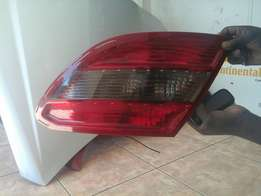 W 204 benz clas tail lights