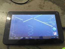 Blaupunkt tablet Wi-Fi only no charger