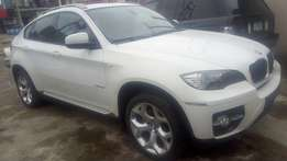 BMW X6 XDrive 2010 Model Full option.