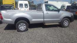Toyota Hilux pick-up Single cabin