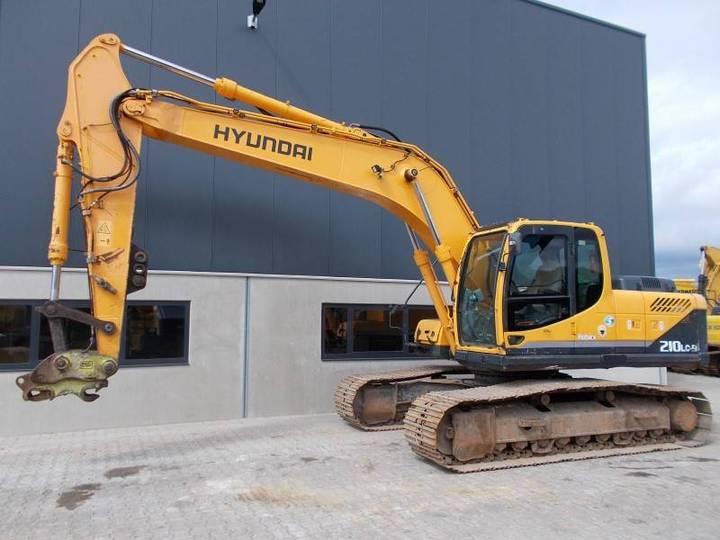 Hyundai Robex 210lc-9 - 2010