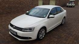 Stunning Volkswagen Jetta 1.4 Tfsi 6sp Manual One Owner Full Service