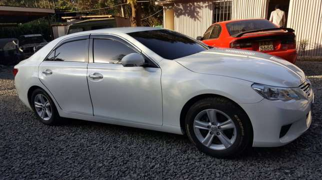 2010 Toyota Mark X for sale Akiba - image 6