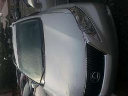 Tincan cleared tokunbo lexus rx350 010
