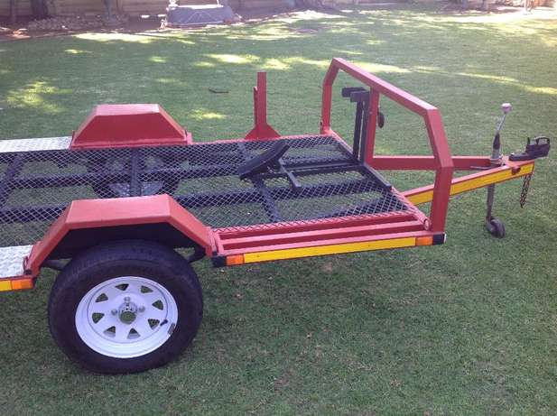 Combination Flat bed Trailer Pretoria North - image 1