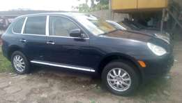 Newly arrived Tokunbo Porsche Cayenne turbo 2005 model available