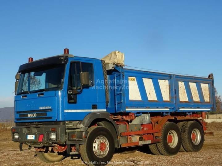Iveco EUROTRAKKER  380E44H - 2002