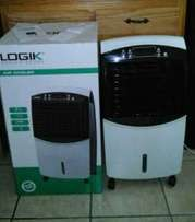 Slightly Used Logic Air Cooler and Remote from UK