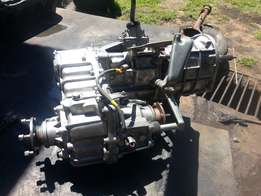 land cruiser 4.2 gearbox good condision