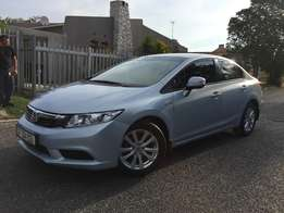 2012 Honda Civic 1.8i Automatic Executive