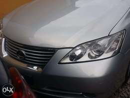 Super Clean Lexus ES350 Silver for sale