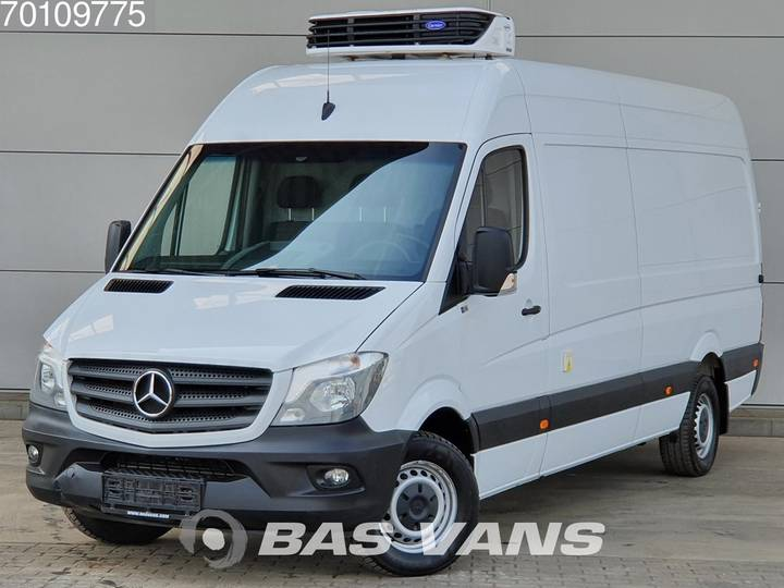 Mercedes-Benz Sprinter 316 CDI 160pk Koelwagen -10C Vries 220V Lang Max... - 2017