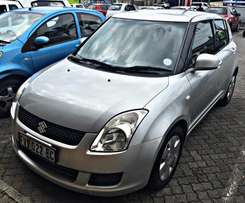 2010 SUZUKI SWIFT 1.4 GL - price reduced!