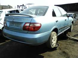 Nissan Almera 1.6 2005 - Stripping for Spares