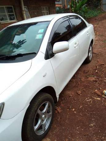 Toyota Axio, KBZ, Very Clean, Lady Owner 720K Muranga Town - image 5