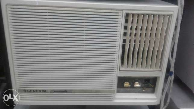 Good condition used AC for sale.