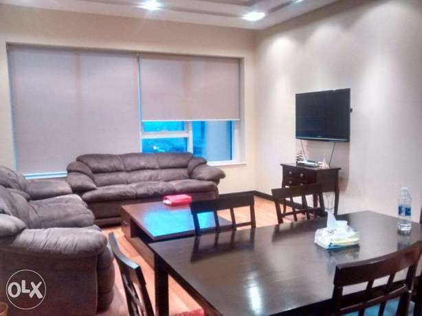 Lovely Two Bedroom flat for rent at Abraj Al Lulu