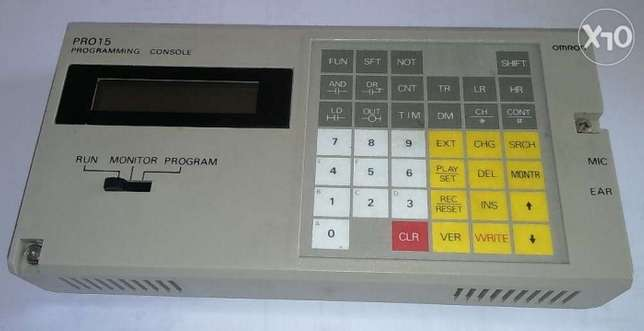 Omron Programming Console PRO15