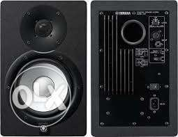 HS7 active monitor speakers