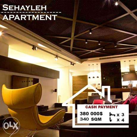 Luxurious apartment in Sehayleh. REF#GG36005