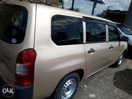Selling Toyota Probox gold in colour 2wd year 2012 cc 1500