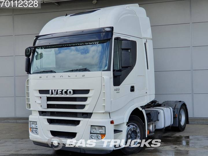 Iveco Stralis AS440S42 4X2 EEV Euro 5 - 2012