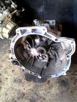 FORD Fiesta 1.6i Titanium GEAR BOX just for you