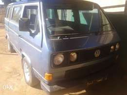 2.1 mocrobus with a 2.6 engine well covereded