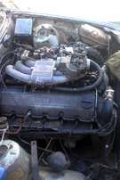 E30 325i engine and gearbox