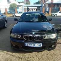 Monthend Special: 2005 bmw e46 324ci coupe, low km, R65000.00