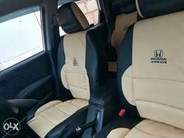 Tailor made car-seat covers