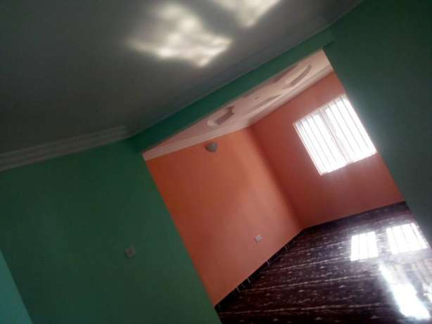Lovely Newly built 3 bedroom flat all round tiles floor pop at Baruwa Alimosho - image 7
