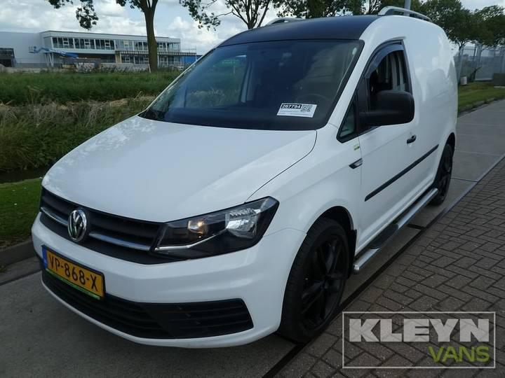 Volkswagen CADDY 1.6TDI - 2015