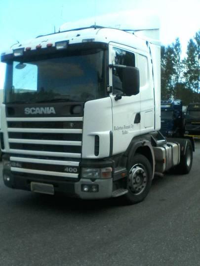 Scania R 124 La - 2000