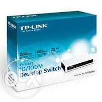 Offer on 8 port switch TP link at 1500