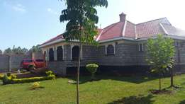 Very high standard Executive 3 Bedroom Bungalow in Kitale,Trans Nzoia