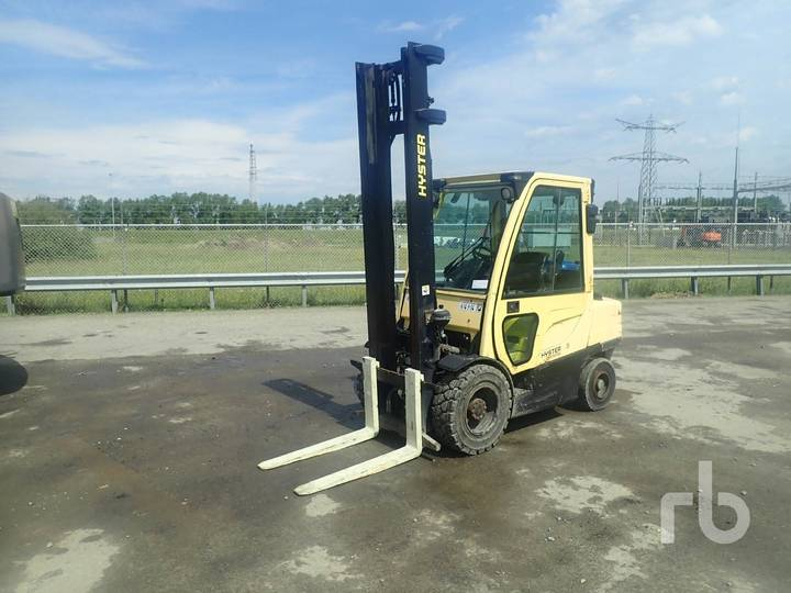 Hyster H3.5FT - 2006
