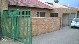 A Lovely Townhouse For Sale in a Homely Area- Penina Park, Polokwane!