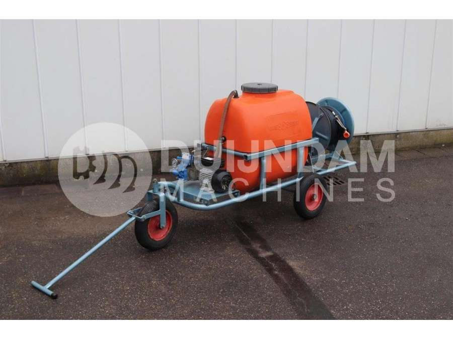 Empas spraying equipment  20-20-200E - 2006
