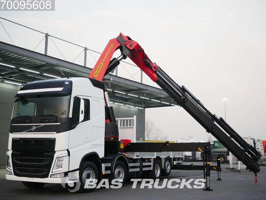 Volvo FH 460 8X2 NEW! Palfinger PK92002 SH-H 22.4 Meter Reach!!... - 2019