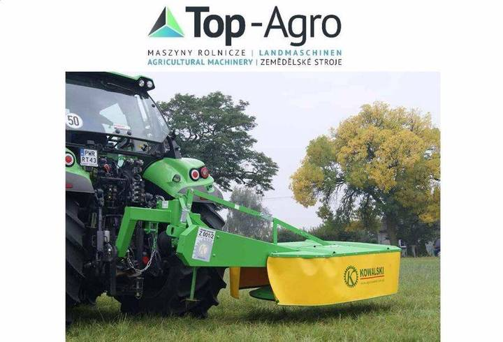 Top-Agro Kowalski Pro. Drum Mower 1,85 M - Z001/2 - 2019