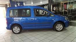 2015 vw caddy 2.0tdi trend