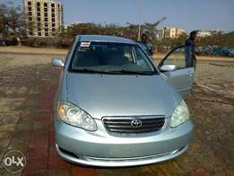 Newly Direct Tokunbo 2006 Toyota corolla Located in Abuja