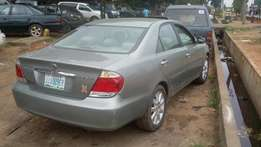 First body toyota camry 1.150k last 2005 direct