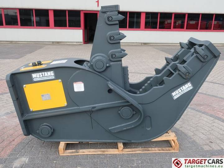 Mustang Hammer FH20 Hydr Crusher Pulverizer Shear 13~22T