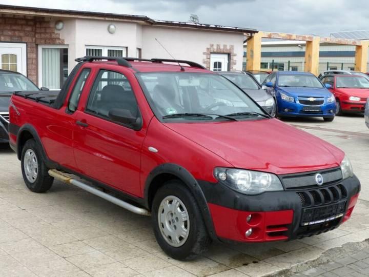 Fiat Strada 1,3 JTD Klima