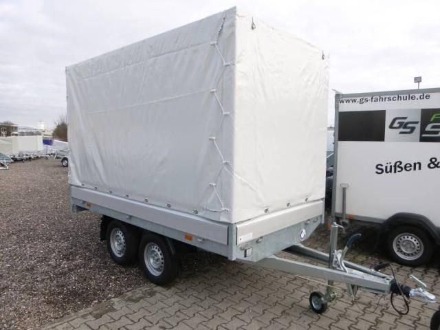Hapert Azure H 2 Hochlader 3050 x 1600 x 300 mm, mit Plane 180 cm