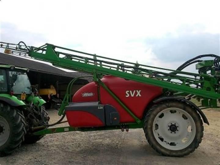 SV X 320 - 2002