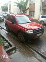 Quick sale! Landrover Freelander KCA ex UN available at 650k asking!
